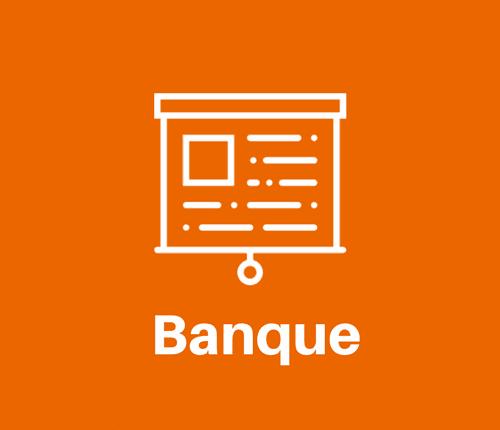Formation professionnelle banque